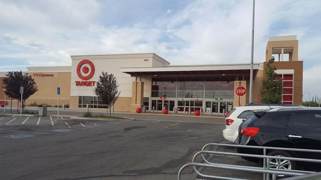 Target - clothing store    Photo 1 of 10   Address: 6655 N Riverside Dr, Fresno, CA 93722, USA   Phone: (559) 490-5567