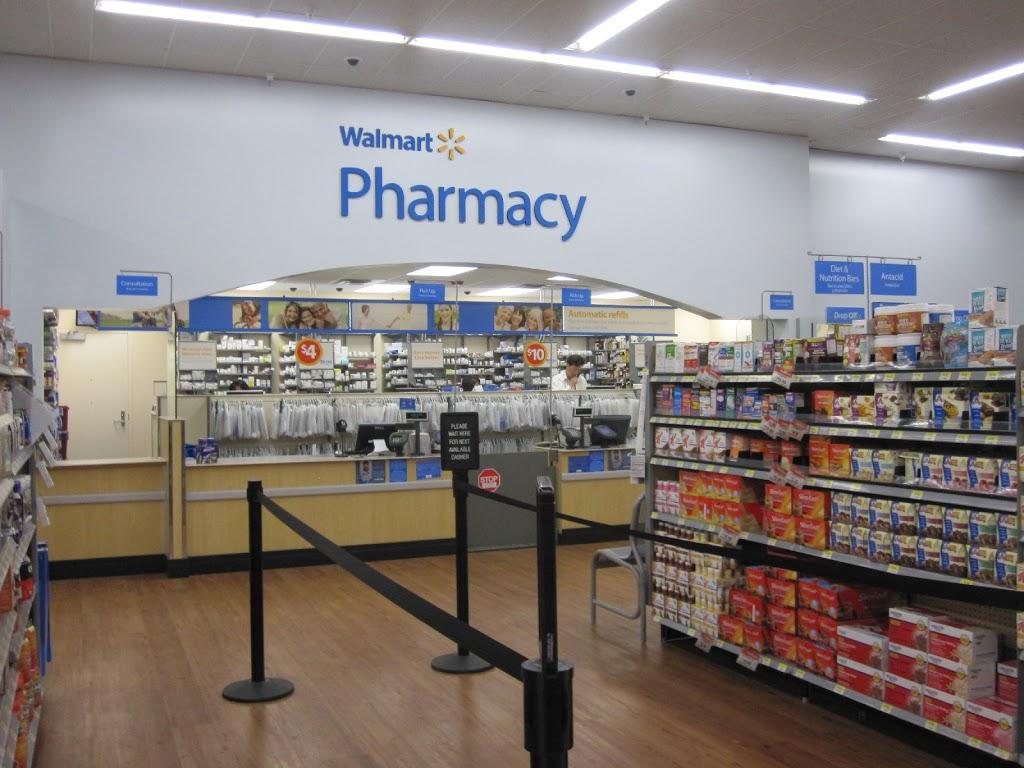 Walmart Pharmacy - department store  | Photo 1 of 4 | Address: 1901 Milwaukee Ave, Burlington, WI 53105, USA | Phone: (262) 767-1902