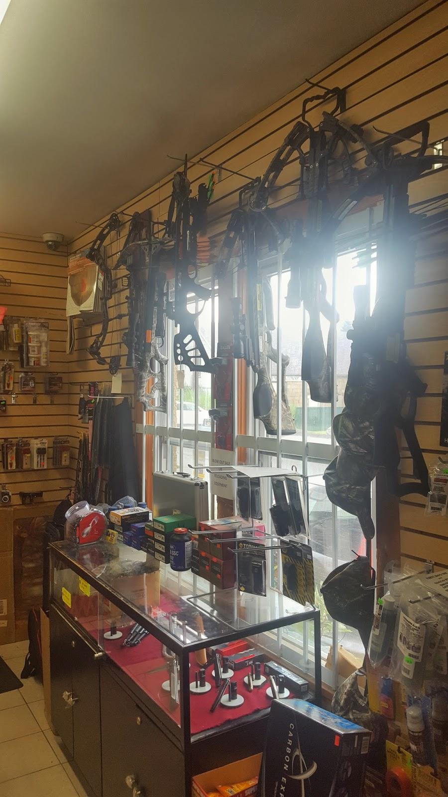 BIG DOG ARMS - store  | Photo 5 of 5 | Address: 48 Stewart Ave, Roscoe, NY 12776, USA | Phone: (607) 498-4867