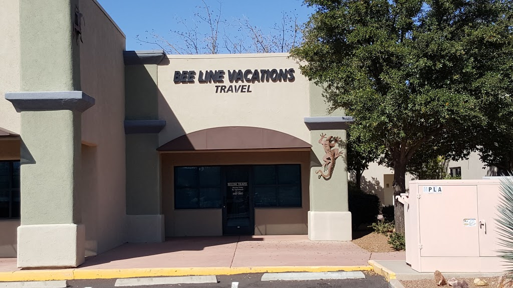 Bee Line Travel Service & Vacations - travel agency  | Photo 1 of 1 | Address: 518 E White House Canyon Rd, Green Valley, AZ 85614, USA | Phone: (520) 648-0610