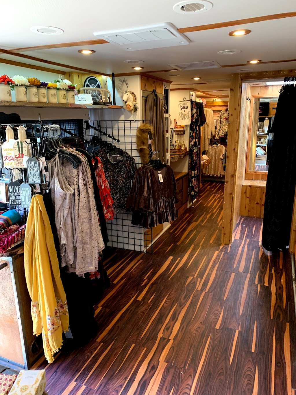 Haute Caboose - clothing store  | Photo 4 of 10 | Address: 376 Langston Lane Hwy 380 and, S Bridgefarmer Rd, McKinney, TX 75069, USA | Phone: (972) 658-4210