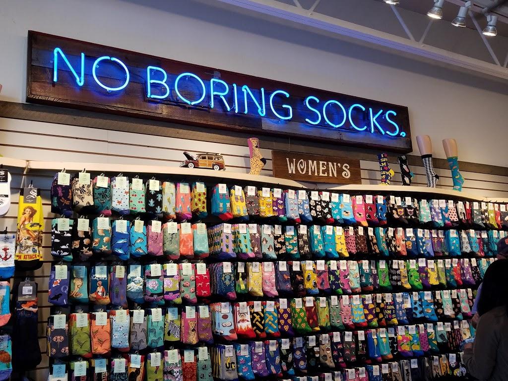 Sockshop Santa Cruz - store  | Photo 7 of 10 | Address: 17 Municipal Wharf Suite E, Santa Cruz, CA 95060, USA | Phone: (831) 600-7370