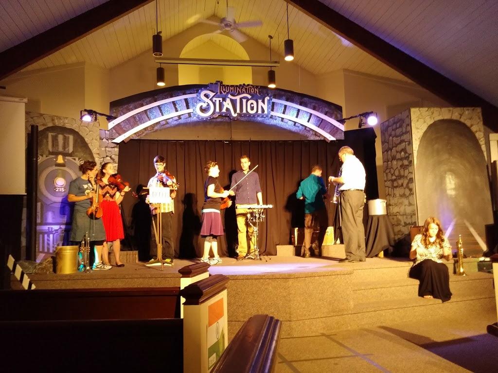 Grace Bible Church - church    Photo 4 of 10   Address: 1700 Edwardsburg Ave, Elkhart, IN 46514, USA   Phone: (574) 264-7333