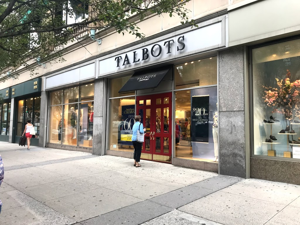 Talbots | clothing store | 2289-2291, Broadway, New York, NY 10024, USA | 2128758753 OR +1 212-875-8753