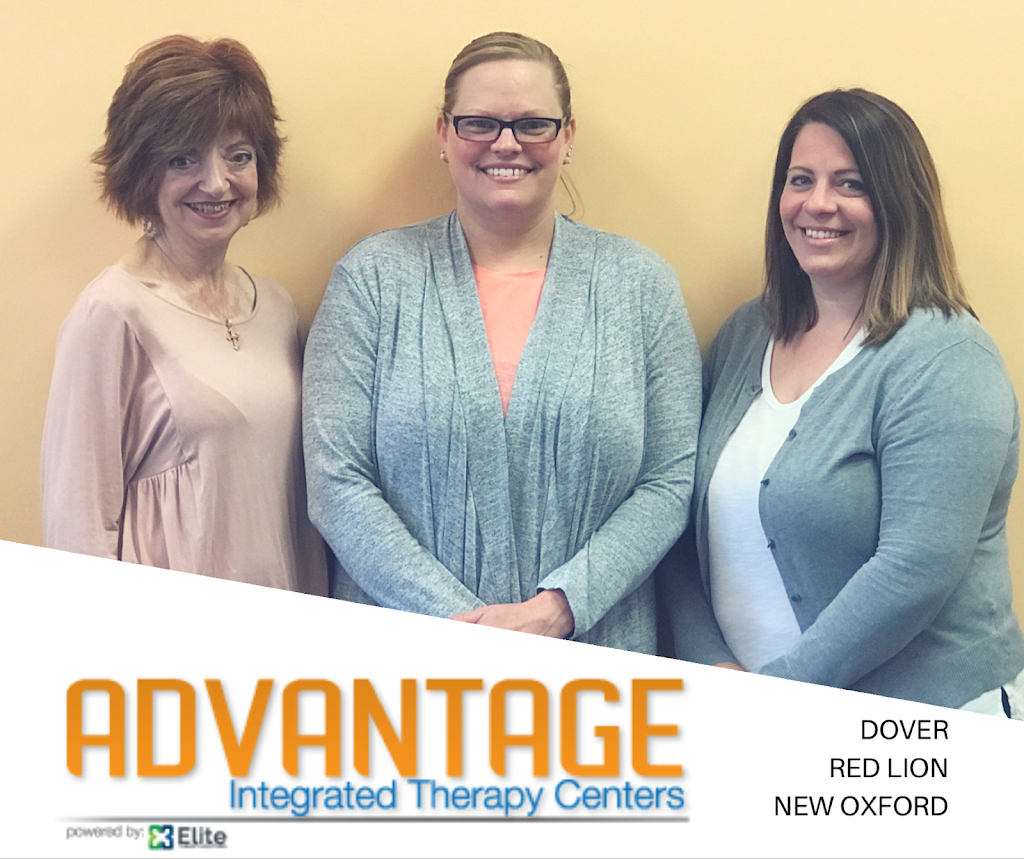 Advantage Integrated Therapy Centers - physiotherapist  | Photo 2 of 4 | Address: 438 Lincoln Way E, New Oxford, PA 17350, USA | Phone: (717) 479-5216