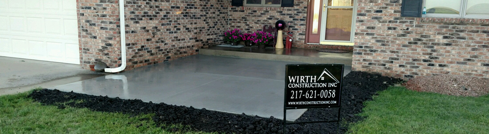 Wirth Construction, Inc | roofing contractor | 632 E Bodman St, Bement, IL 61813, USA | 2176210058 OR +1 217-621-0058