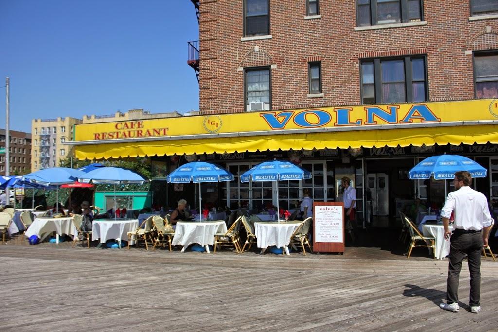 Volna - restaurant  | Photo 3 of 10 | Address: 3145 Brighton 4th St, Brooklyn, NY 11235, USA | Phone: (718) 332-0341