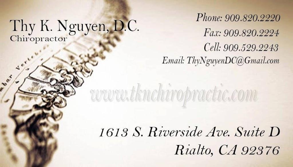 Advanced Care Chiropractic Center, Inc   doctor   1613 S Riverside Ave, Rialto, CA 92376, USA   9098202220 OR +1 909-820-2220
