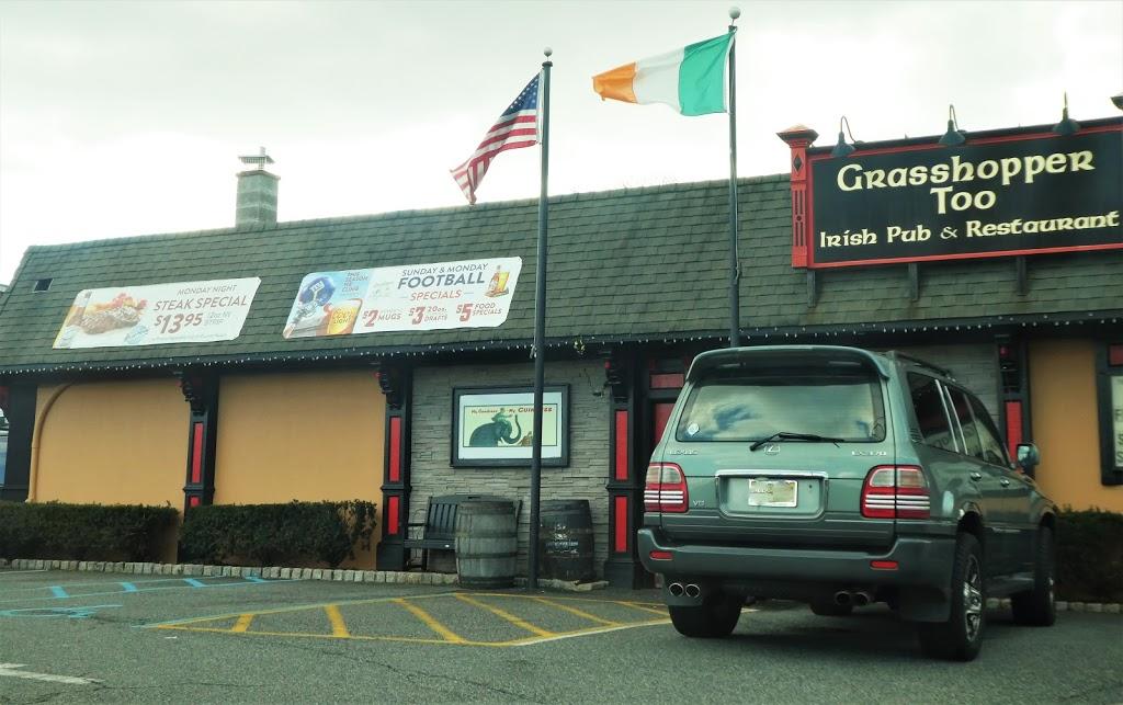 Grasshopper Too - restaurant  | Photo 4 of 10 | Address: 26 Erie Ave, Wayne, NJ 07470, USA | Phone: (973) 696-9698