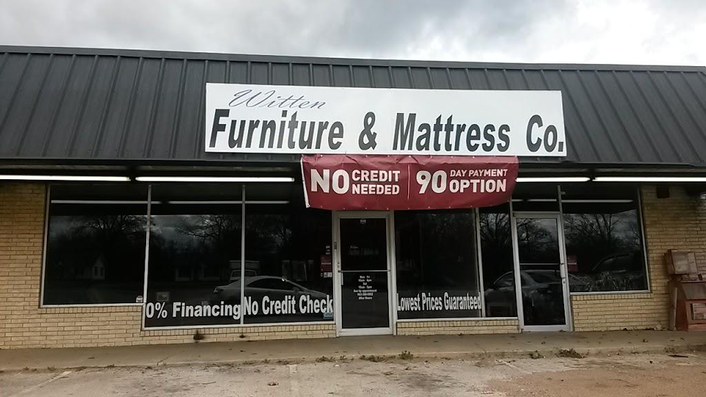Witten Furniture & Mattress Co. - furniture store  | Photo 1 of 1 | Address: 540 W Main St, Van, TX 75790, USA | Phone: (903) 963-2600