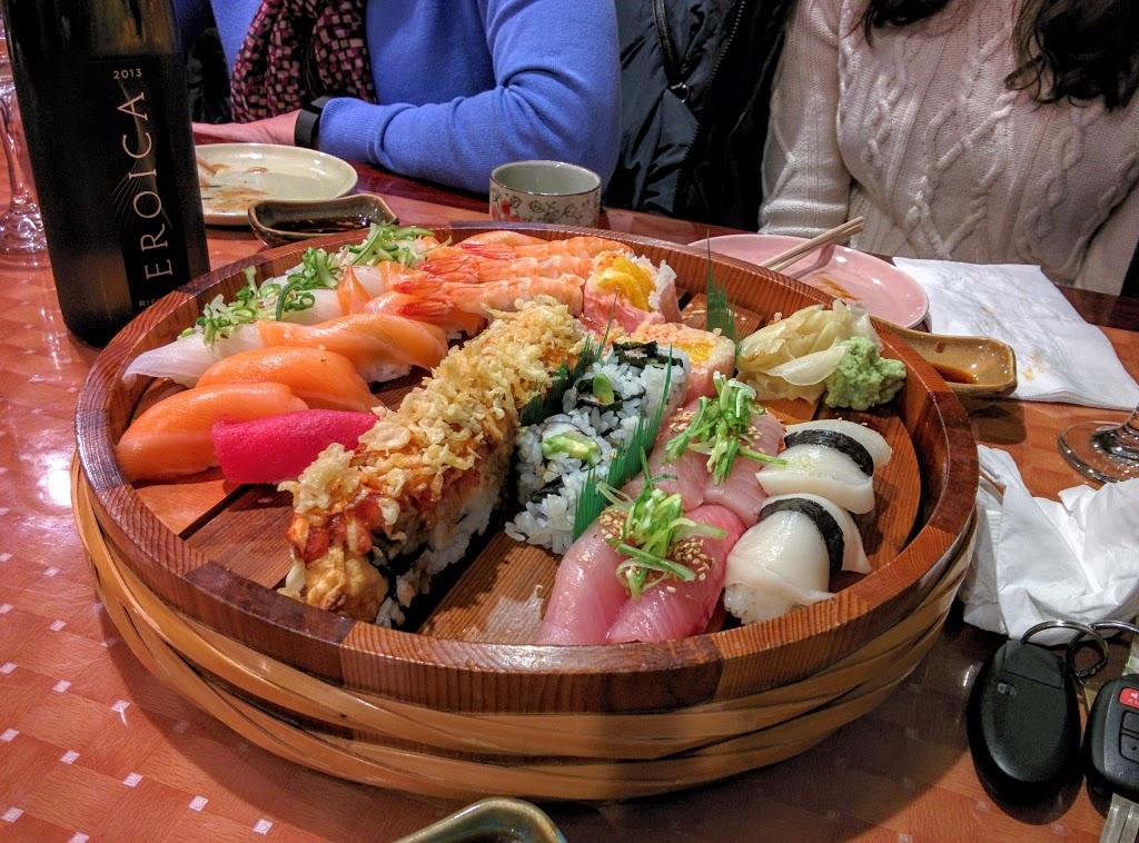 Takei Bamboo Sushi - restaurant    Photo 2 of 10   Address: 142 US-202, Wayne, NJ 07470, USA   Phone: (973) 686-3550