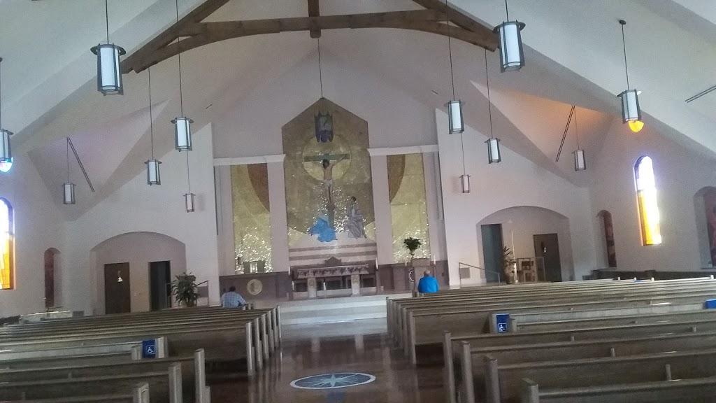 St. John The Evangelist Catholic Church - church  | Photo 4 of 10 | Address: 105 Ranch Rd 1431, Marble Falls, TX 78654, USA | Phone: (830) 693-5134