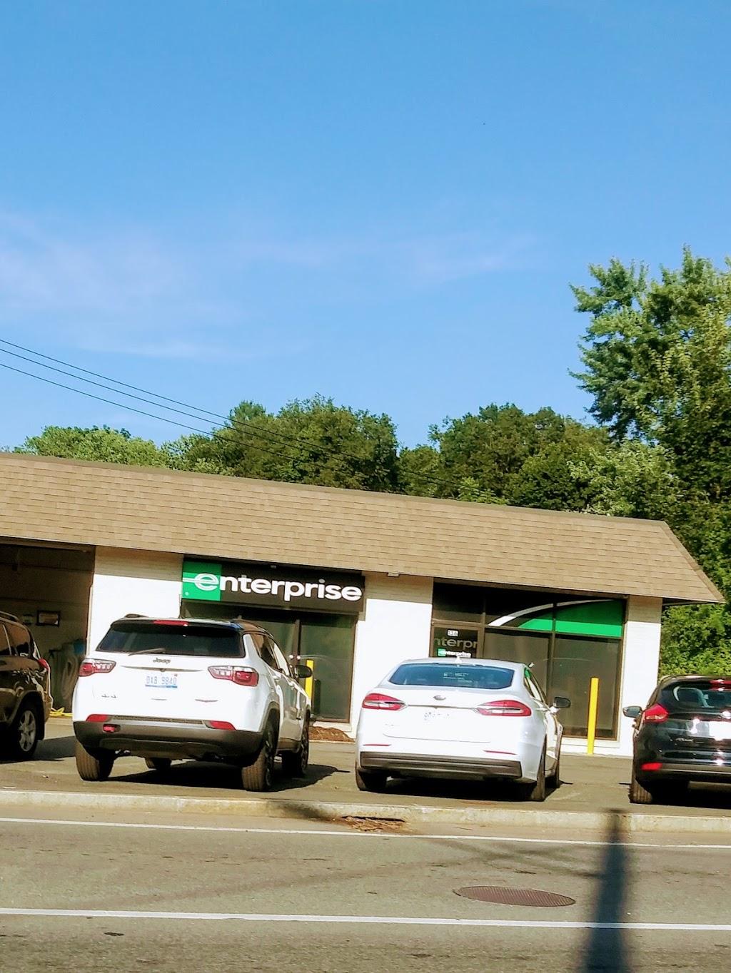 Enterprise Rent-A-Car - car rental  | Photo 2 of 10 | Address: 136 River St, Greenfield, MA 01301, USA | Phone: (413) 774-5092