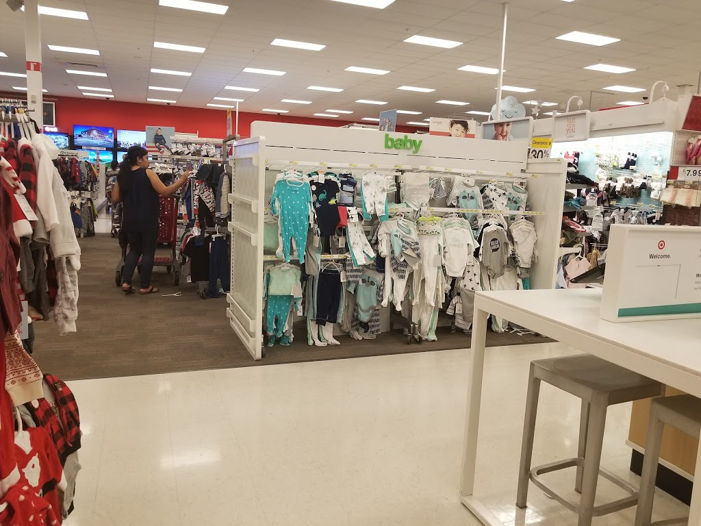 Target - clothing store    Photo 7 of 10   Address: 6655 N Riverside Dr, Fresno, CA 93722, USA   Phone: (559) 490-5567