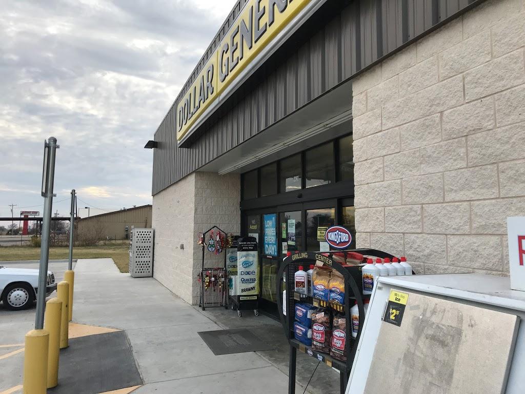 Dollar General - home goods store  | Photo 3 of 10 | Address: 14620 TX-121, Trenton, TX 75490, USA | Phone: (903) 206-4414