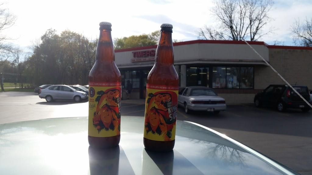 Timers Beverage Center - store    Photo 9 of 10   Address: 3800 Northwestern Ave, Racine, WI 53405, USA   Phone: (262) 637-2704