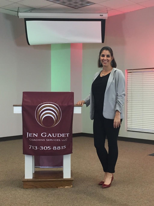 Jen Gaudet Coaching Services, LLC - health    Photo 5 of 6   Address: 14915 Grand Corral Ln, Cypress, TX 77429, United States   Phone: (713) 305-8815