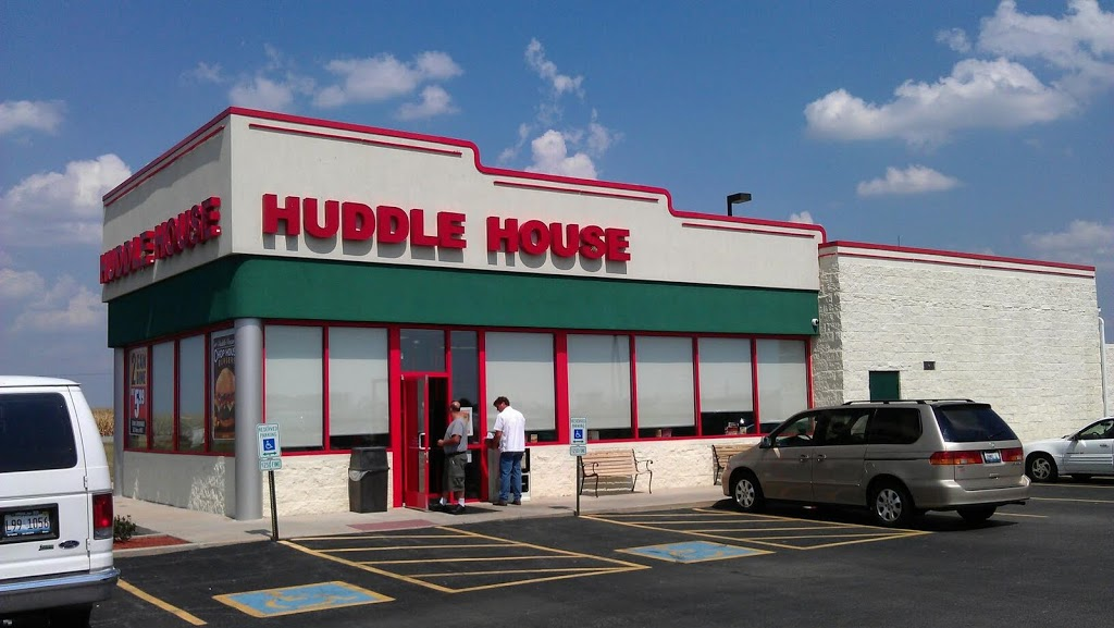 Huddle House | meal takeaway | 994 Ann Rutledge Dr, Williamsville, IL 62693, USA | 2175662067 OR +1 217-566-2067