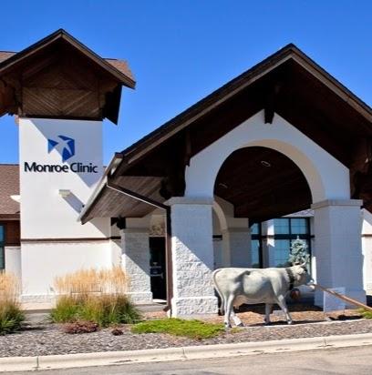 Monroe Clinic - hospital  | Photo 1 of 4 | Address: 1800 2nd St, New Glarus, WI 53574, USA | Phone: (608) 527-5296