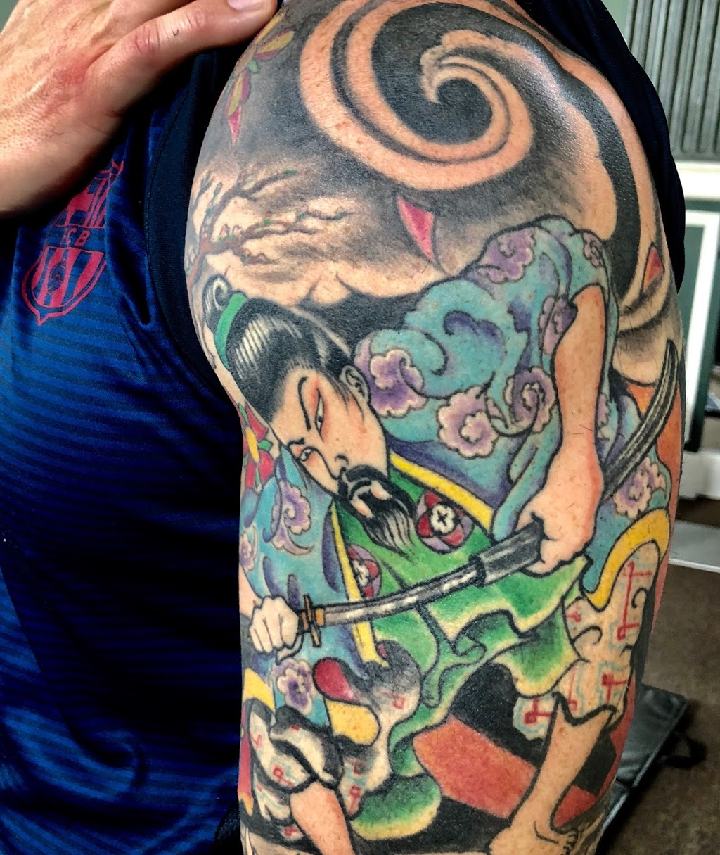 Damm Nice Tattoo and Body Art - store  | Photo 8 of 10 | Address: 736 Central Park Ave, Scarsdale, NY 10583, USA | Phone: (914) 751-3266