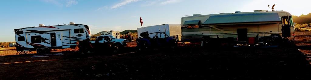 Camp Spot (BLM) - lodging  | Photo 7 of 10 | Address: Morristown, AZ 85342, USA
