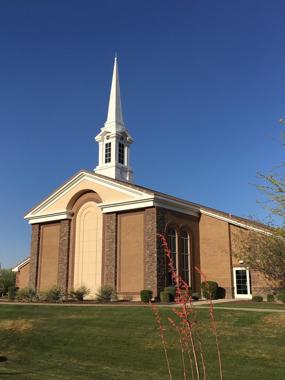 The Church of Jesus Christ of Latter-day Saints - church  | Photo 2 of 7 | Address: 7361 S Constellation Way, Gilbert, AZ 85298, USA | Phone: (480) 279-0570