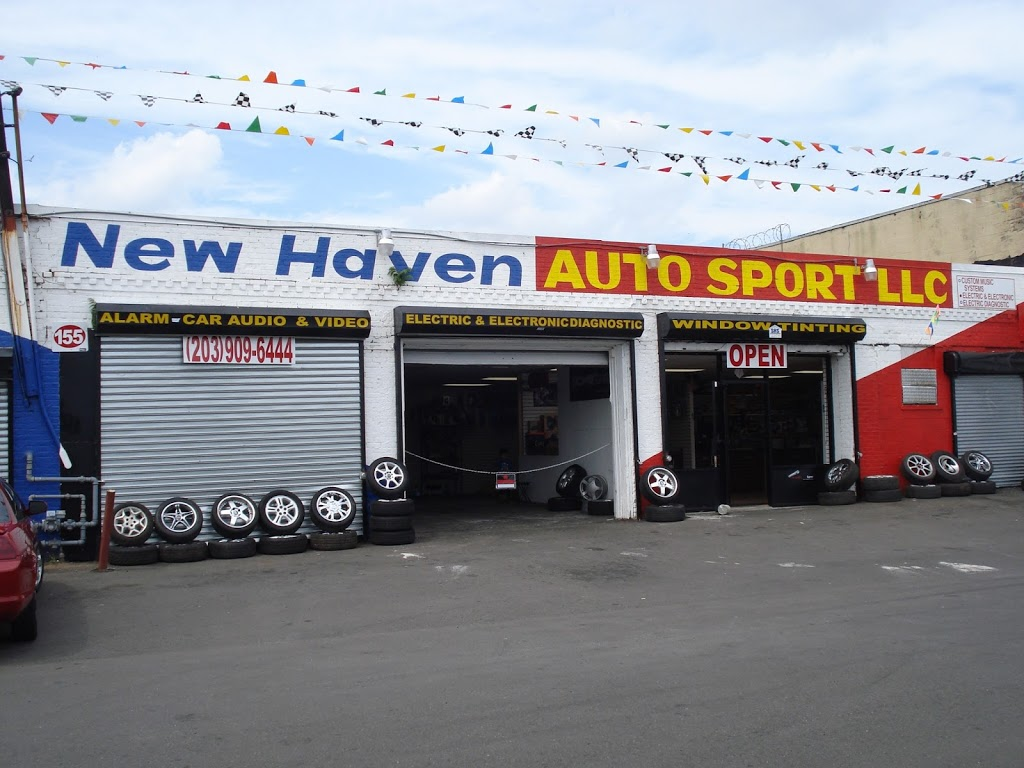 New Haven Auto Sports - car repair    Photo 8 of 10   Address: 155 Truman St, New Haven, CT 06519, USA   Phone: (203) 909-6444