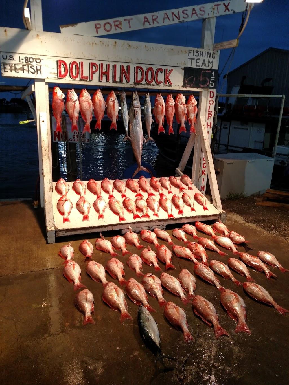 Dolphin Dock Inc. - travel agency  | Photo 9 of 10 | Address: 300 W Cotter Ave, Port Aransas, TX 78373, USA | Phone: (800) 393-3474