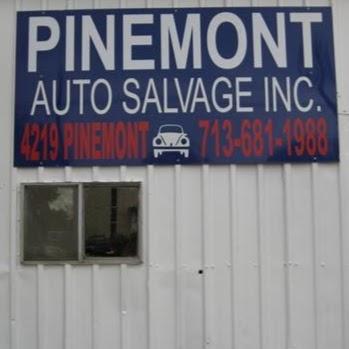 Pinemont Auto Salvage, Inc. - car repair  | Photo 8 of 10 | Address: 4219 Pinemont Dr, Houston, TX 77018, USA | Phone: (713) 681-1988