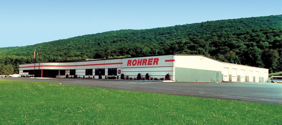 Rohrer Bus - car rental    Photo 2 of 10   Address: 1515 State Rd, Duncannon, PA 17020, USA   Phone: (800) 735-3900