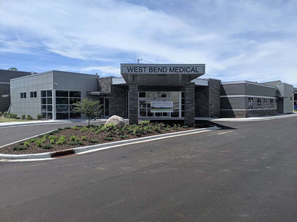 West Bend Medical - doctor  | Photo 3 of 3 | Address: 140 Water St, West Bend, WI 53095, USA | Phone: (262) 355-8010