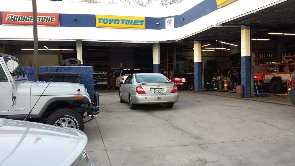Fox Tire & Auto - car repair    Photo 1 of 6   Address: 19321 Roscoe Blvd, Northridge, CA 91324, USA   Phone: (818) 886-4122