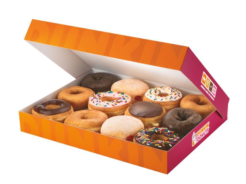 Dunkin - bakery  | Photo 9 of 10 | Address: 17 Whitehall Ave, Mystic, CT 06355, USA | Phone: (860) 245-0294