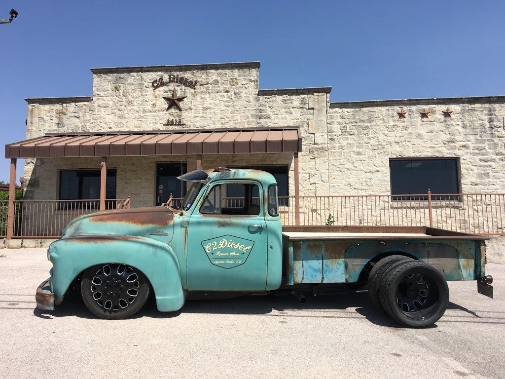 C2 Diesel - car repair  | Photo 2 of 4 | Address: 3413 US-281, Marble Falls, TX 78654, USA | Phone: (830) 201-4069