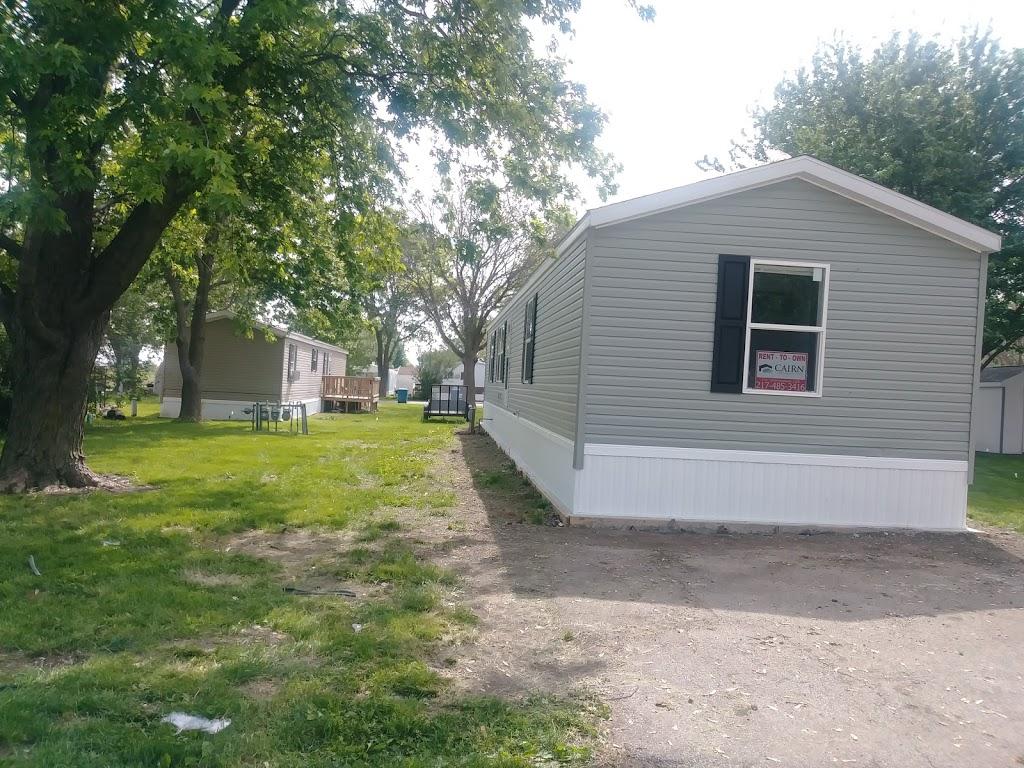 The Oaks Mobile Home Park | lodging | 2 US-45, Tolono, IL 61880, USA | 2174853416 OR +1 217-485-3416