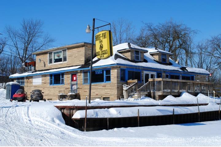 Bridgeport Inn - restaurant  | Photo 1 of 10 | Address: 42411 N Converse Rd, Antioch, IL 60002, USA | Phone: (847) 395-7840