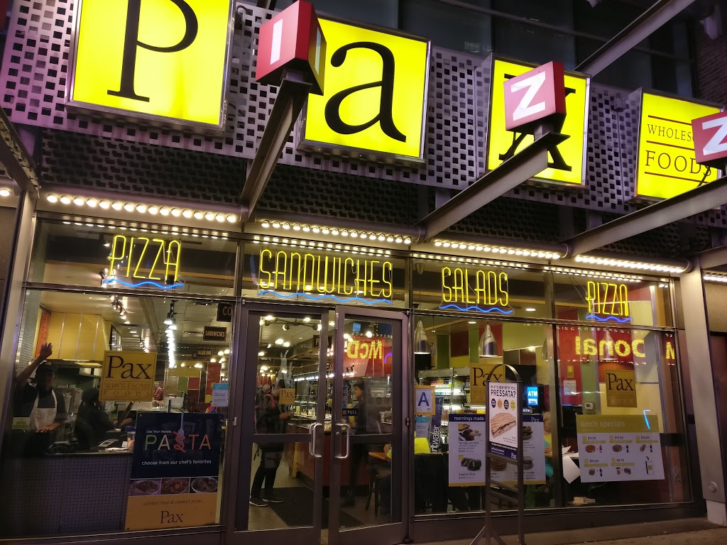 Pax Wholesome Foods | meal takeaway | 225 W 42nd St, New York, NY 10036, USA | 2128693535 OR +1 212-869-3535