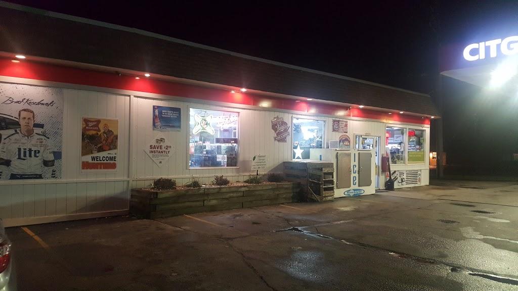 Kansasville Citgo - convenience store  | Photo 2 of 3 | Address: 23010 Durand Ave, Kansasville, WI 53139, USA | Phone: (262) 878-3293