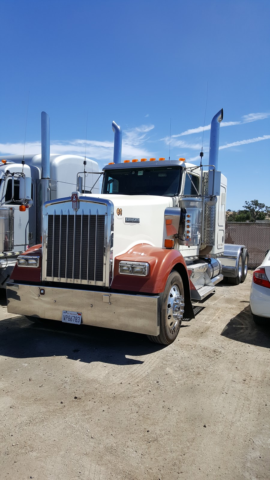 Michael Dusi Trucking Inc - moving company    Photo 2 of 5   Address: 3290 Combine St, Paso Robles, CA 93446, USA   Phone: (805) 239-4989