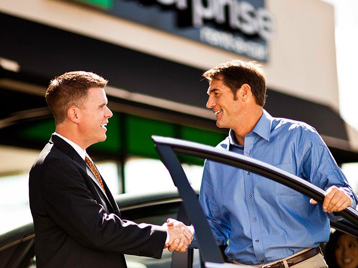 Enterprise Rent-A-Car - car rental  | Photo 4 of 8 | Address: 5780B Crain Hwy, La Plata, MD 20646, USA | Phone: (301) 392-6240