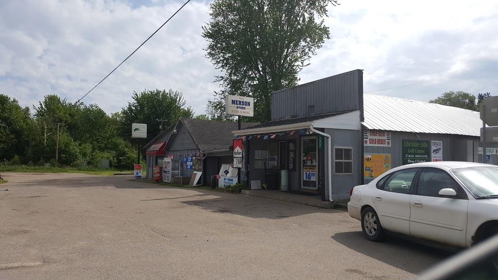 The Merson Store - convenience store  | Photo 1 of 1 | Address: 192 S M 40 #9731, Allegan, MI 49010, USA | Phone: (269) 673-2077