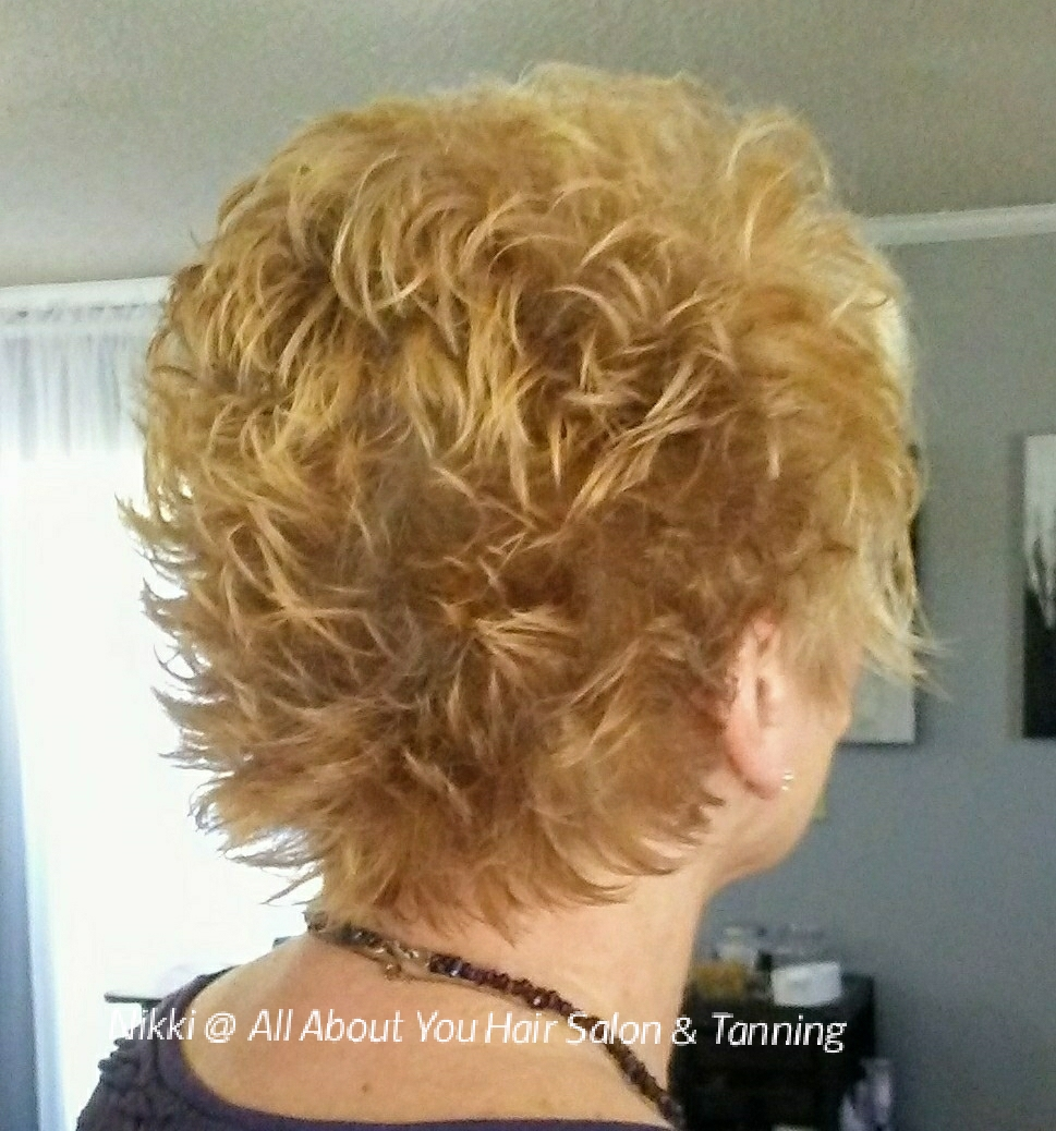 Nikkis Hair Shenanigans at All About You Hair And Tanning Salon - hair care  | Photo 10 of 10 | Address: 9227 County Line Rd, De Motte, IN 46310, USA | Phone: (765) 761-7119