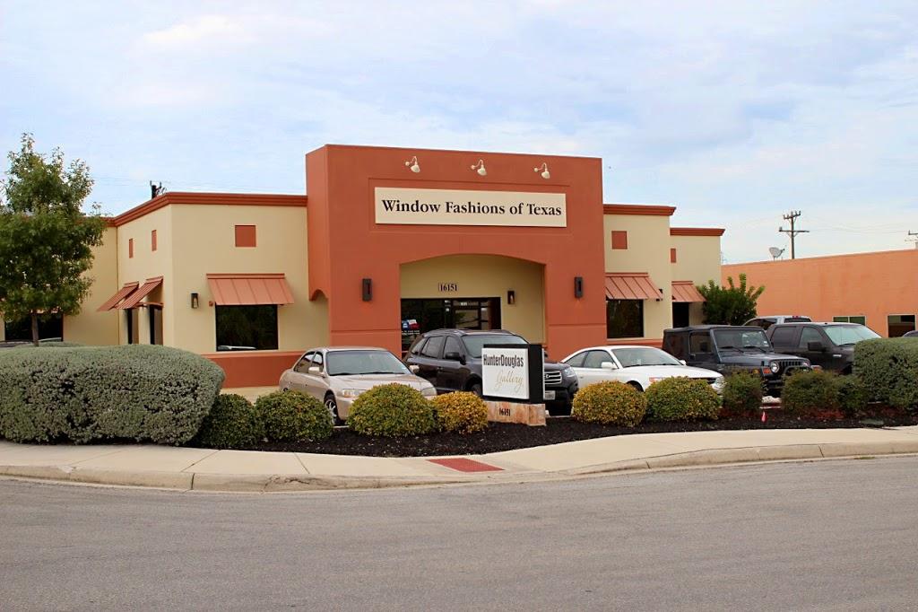 Window Fashions of Texas - store    Photo 10 of 10   Address: 16151 College Oak #102, San Antonio, TX 78249, USA   Phone: (210) 979-8703