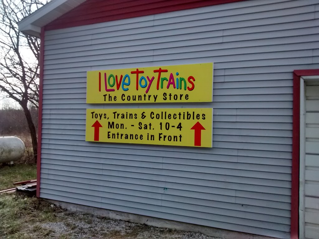 I Love Toy Trains Store - store  | Photo 1 of 10 | Address: 4212 W 1000 N, Michigan City, IN 46360, USA | Phone: (219) 879-2822