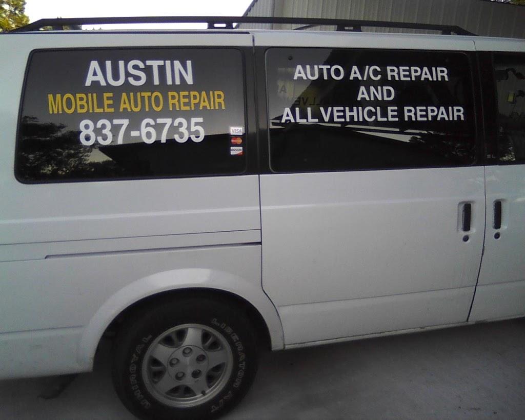 Austin Mobile Auto Repair - car repair  | Photo 3 of 3 | Address: 24712 Fawn Dr, Leander, TX 78641, USA | Phone: (512) 837-6735